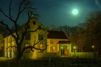 Dorenburg bei Nacht